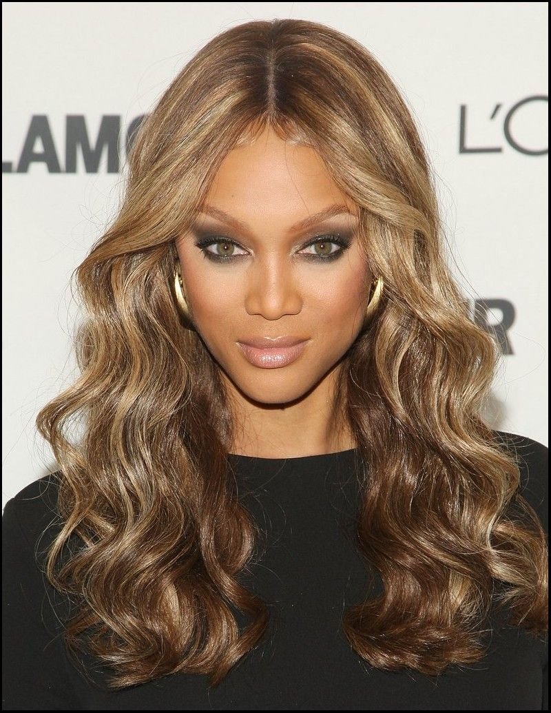 Feminine appearance long hairstyles for women simple hairstyle