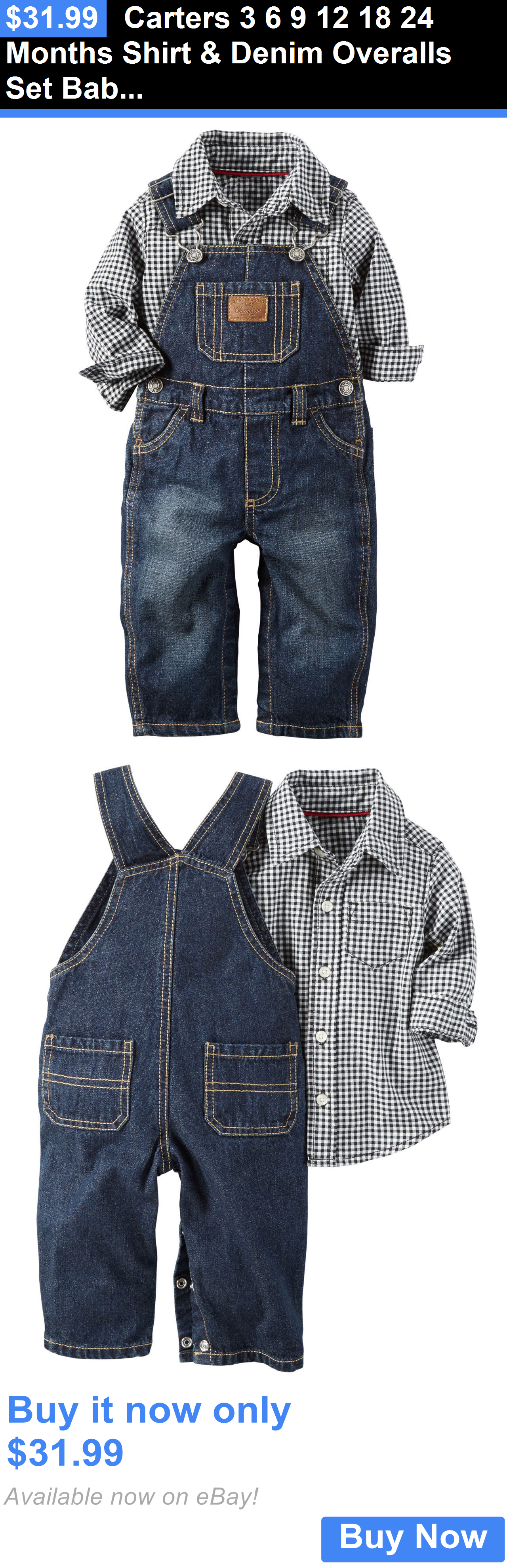Baby Boys Clothing And Accessories Carters 3 6 9 12 18 24 Months