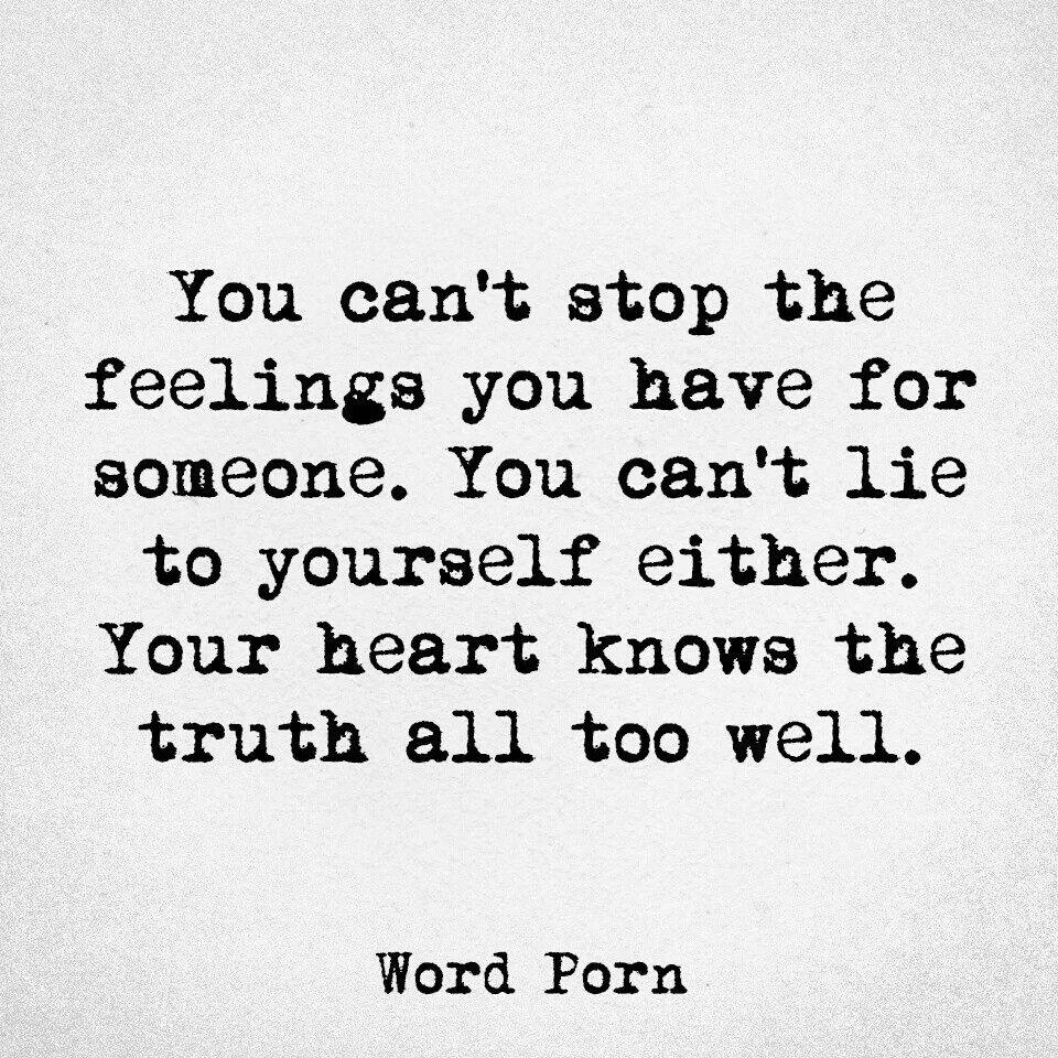 broken heart - Heart feels the truth , head knows the feelings.