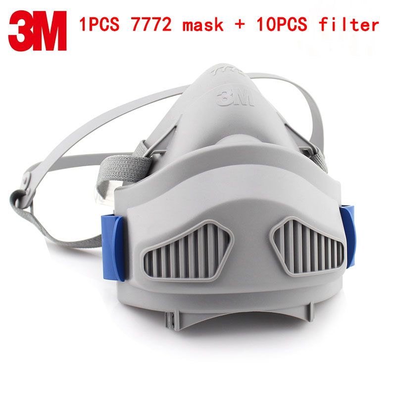 3m mask dust filters