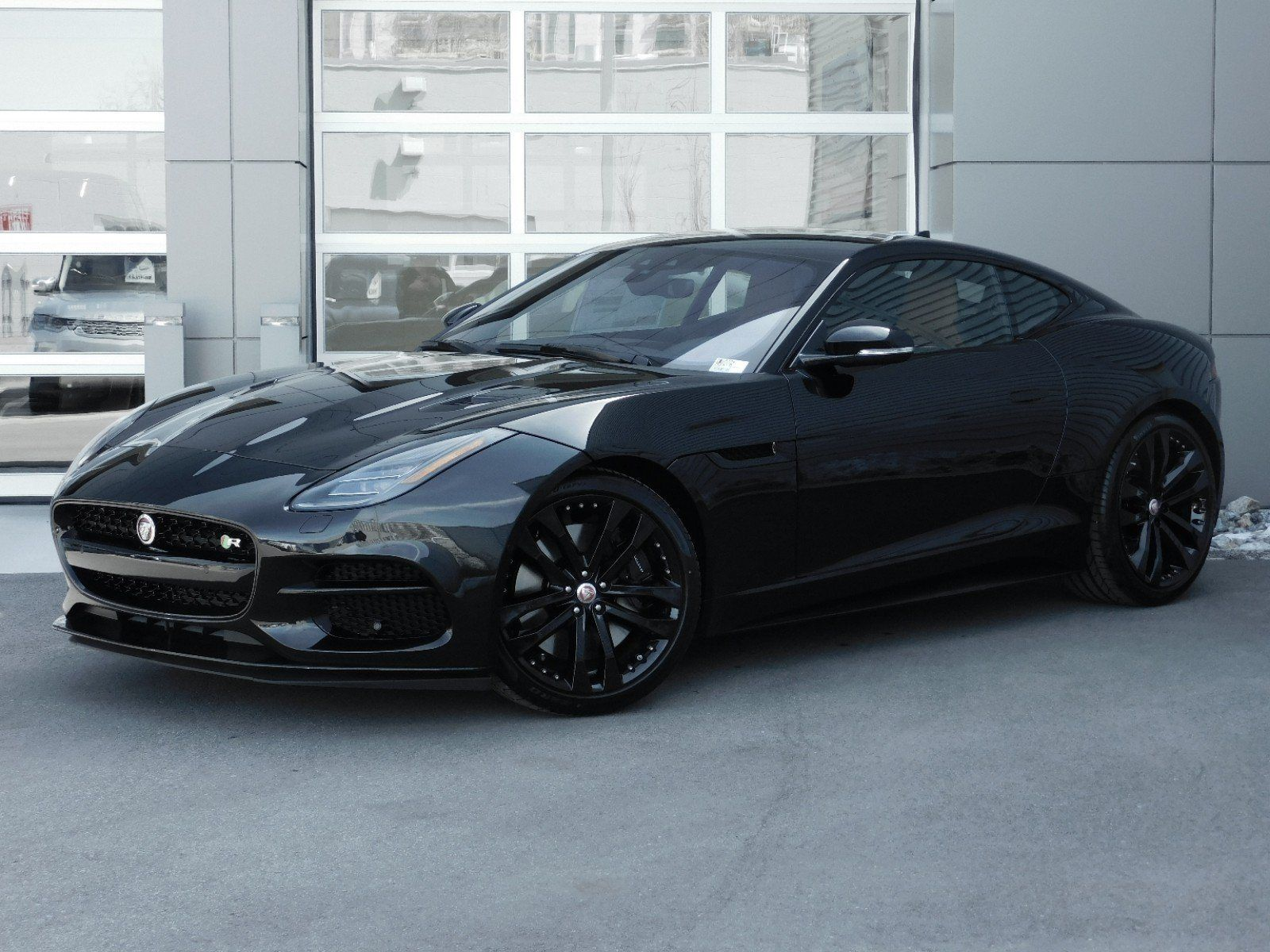 2020 Jaguar Xj Coupe Spy Shoot