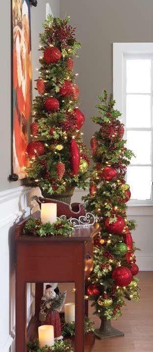 NEW Flat Prelit RAZ Imports Artificial Christmas Tree in Urn 4 feet - objetos navideos