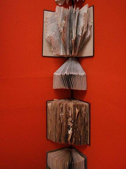 Repurposed books