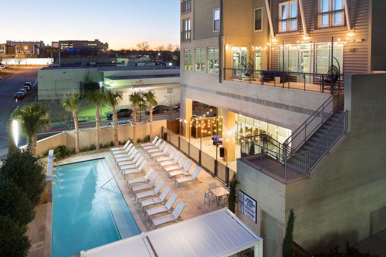 The Lofts At West 7th Fort Worth Dallas Texas Dallas Texas Luxury