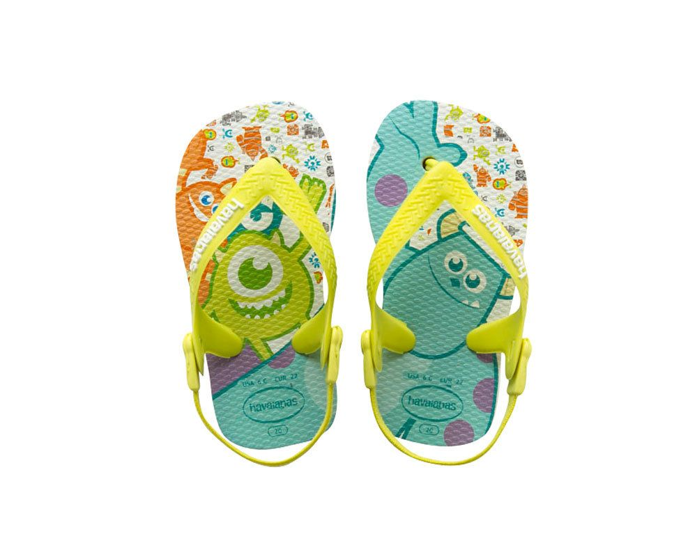 tongs b b tongs havaianas baby pixar havaianas online store babies pinterest. Black Bedroom Furniture Sets. Home Design Ideas