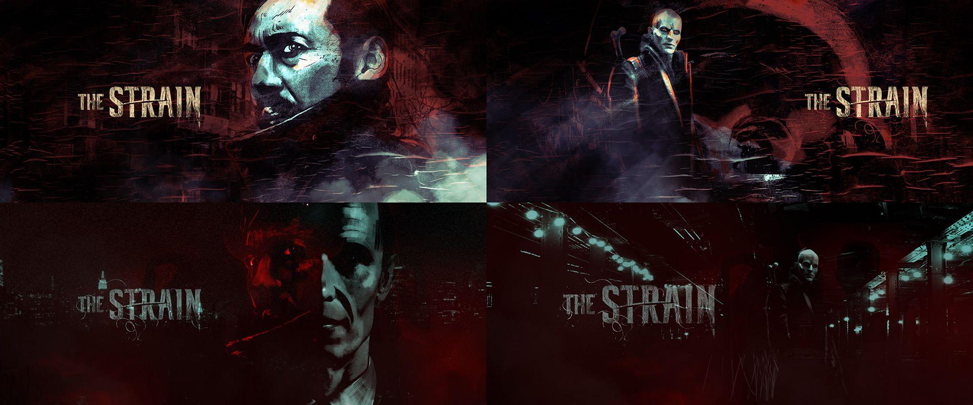 Design Exploration - The Strain