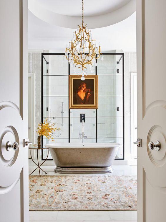 50 Luxury Bathroom Design Ideas Bathroom Design Luxury Eclectic Bathroom Top Bathroom Design