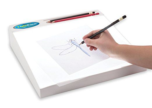 Amazon Com Artograph Lighttracer Caja De Luz 10 En Un 12 Pulg Light Box Art Supplies List Womens Jewelry Trends