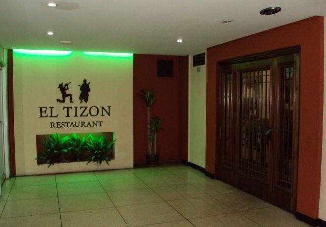 El Tizón, Caracas, Vzla