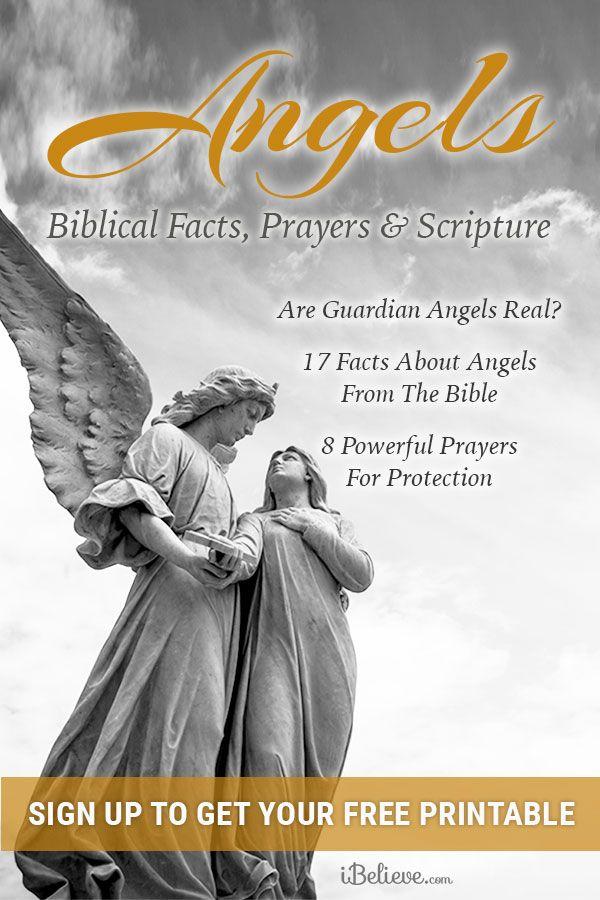 Angels Prayer Guide - Free
