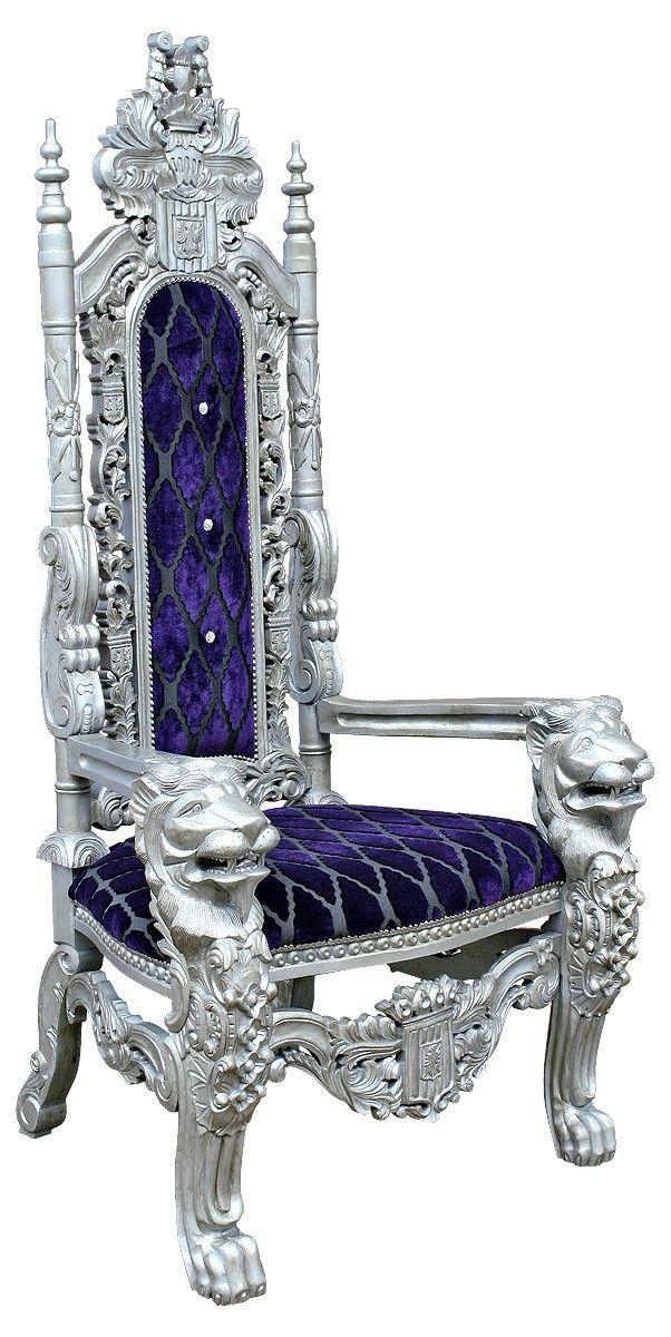 Traforata Throne Chair In 2020 Throne Chair Chair King Throne Chair