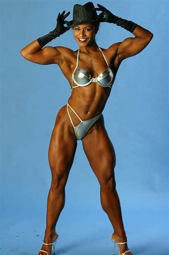 Image Result For Natalie Benson Ebony Muscle Female -9016