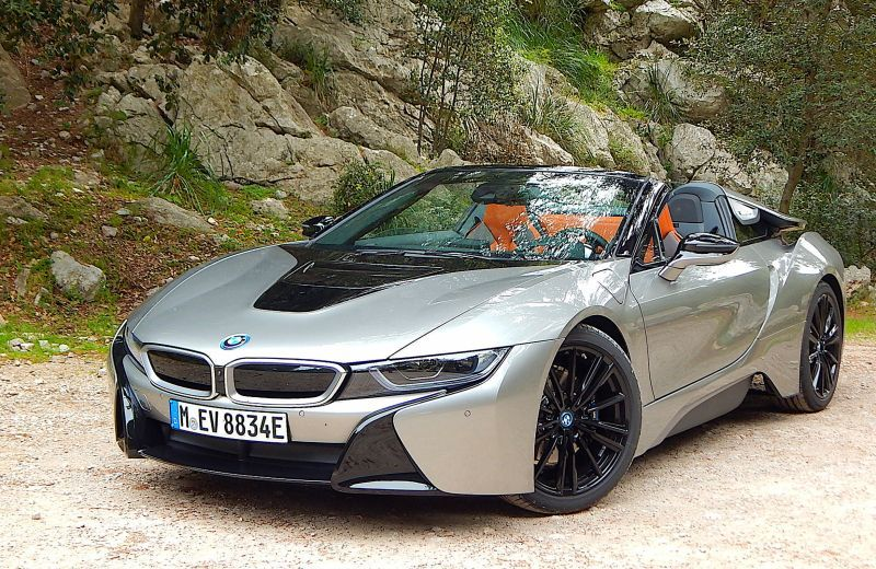 Bmw S I8 Droptop Isn T Just Sustainable Emissions Free And Fuel