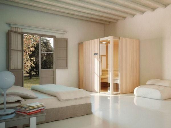 Sauna Auki Bathroom Bedroom Effetti