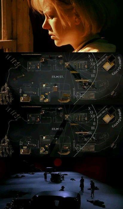 Dogville 2003 Film Stills Film Inspiration Cinematography