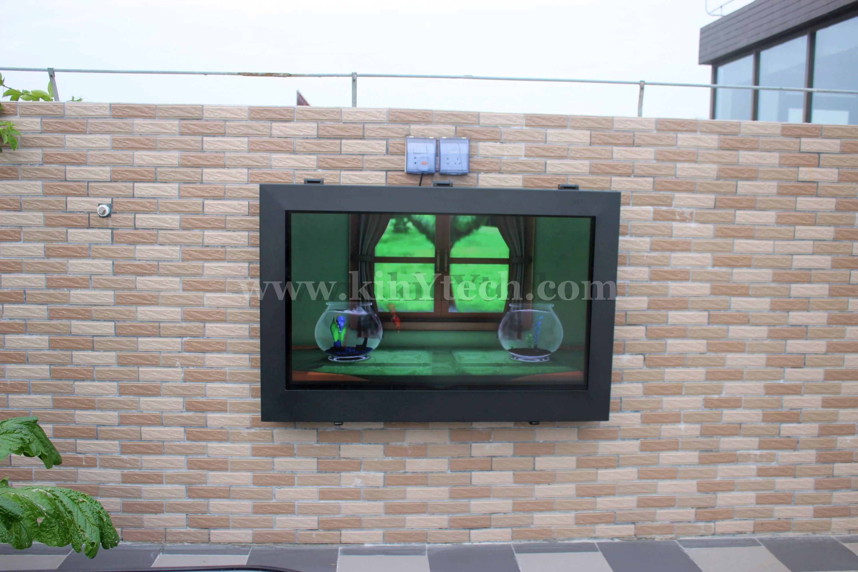 Outside Tv Factory Outdoor Tv Enclosure Outdoor Tv Outdoor Tv Cabinet