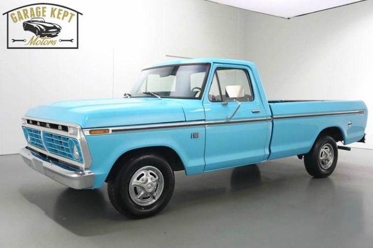 1973 ford f100 pickup truck pickup trucks pickup trucks for sale classic trucks 1973 ford f100 pickup truck pickup