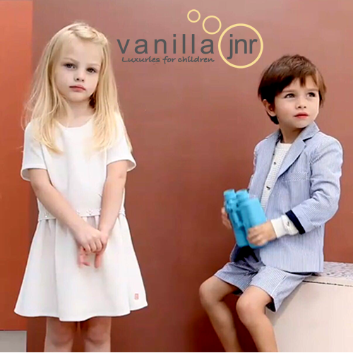 Stunning new collection from Carrement Beau for both and Boys and Girls ages 2-10 come in to Vanilla Junior. #vanilla_junior #carrementbeau
