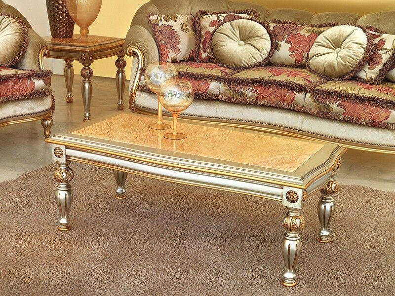 Wohnzimmertisch Barock ~ Tisch in ansprechender barock optik ideen rund ums haus
