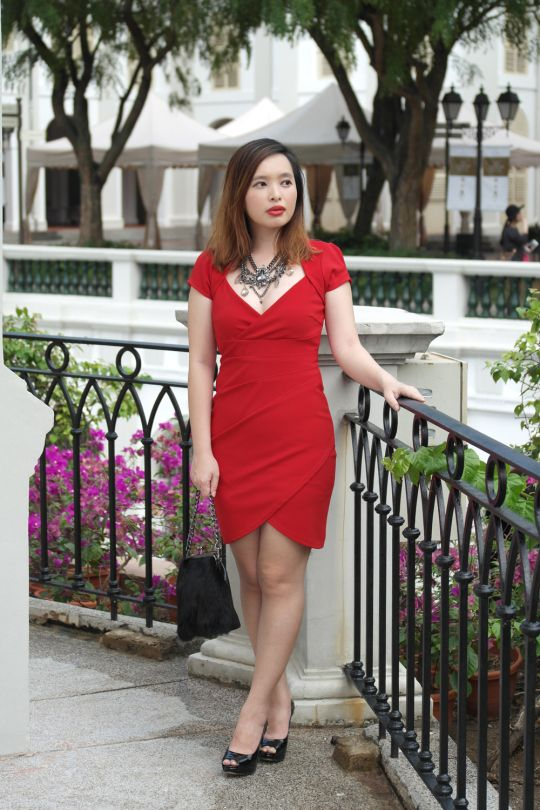 A Look For This Coming Valentine's Day | PrudencePetiteStyle.wordpress.com