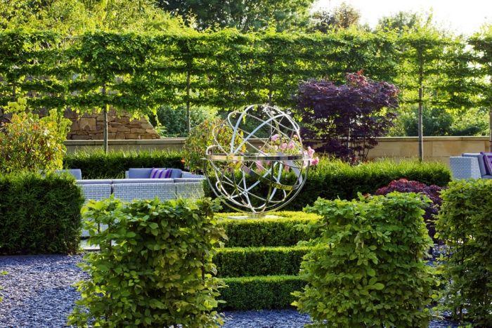 Sichtschutz für Garten und Terrasse-Heckenpflanzen mit - heckenpflanzen