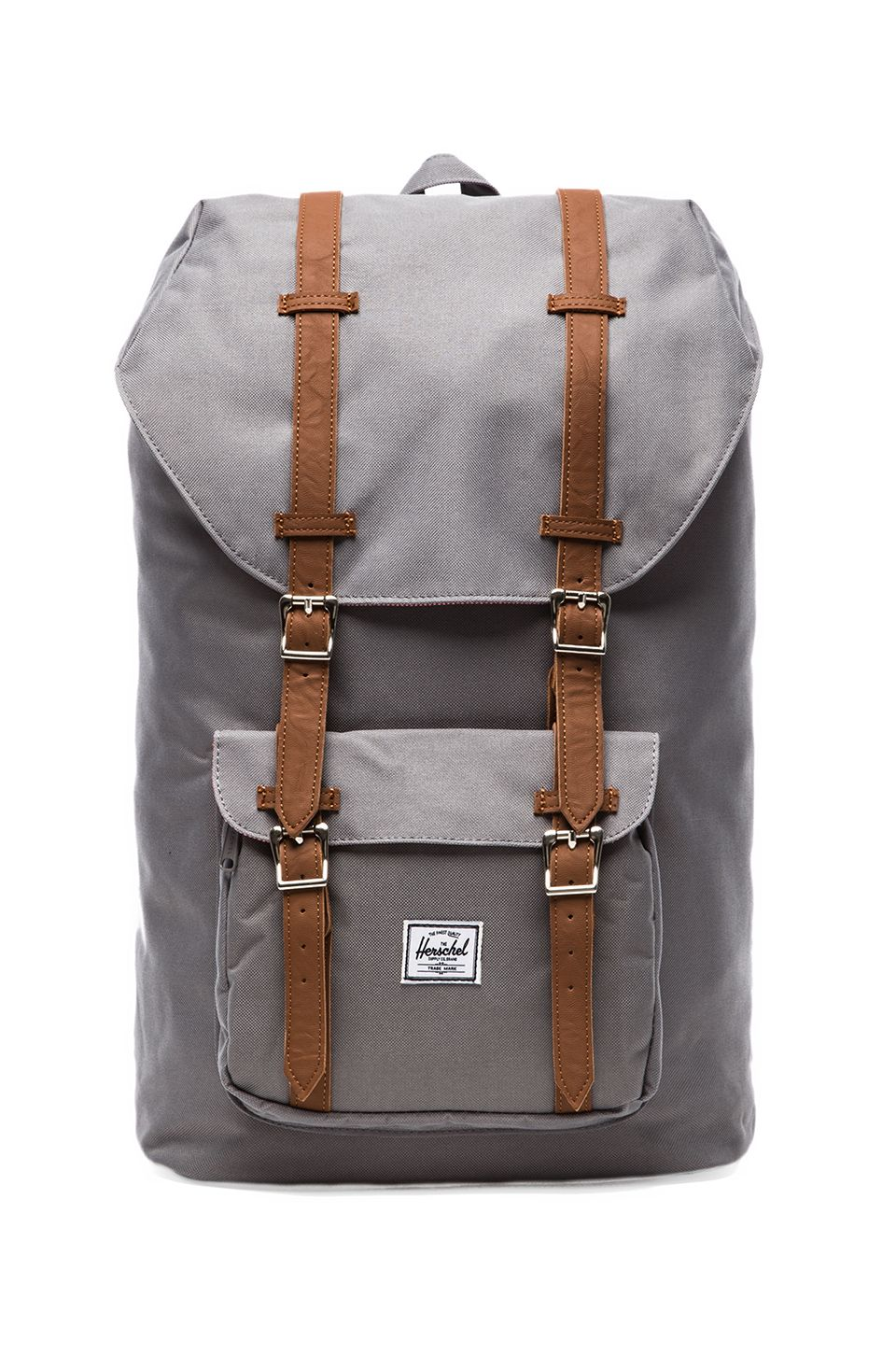 9394705ce389 Herschel Supply Co. Little America Backpack in Grey