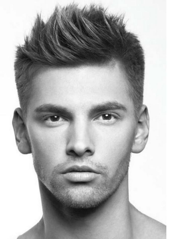 Erkekler Icin En Cool Sac Modelleri 2018 Daginik Kalin Saclar