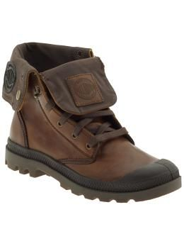 035868a059e Palladium Boots Baggy Leather | Piperlime | Stuff to Buy | Palladium ...