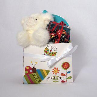 Lil Lamb and Ladybug Easter Gift Bag at LadybugGiftStore.com