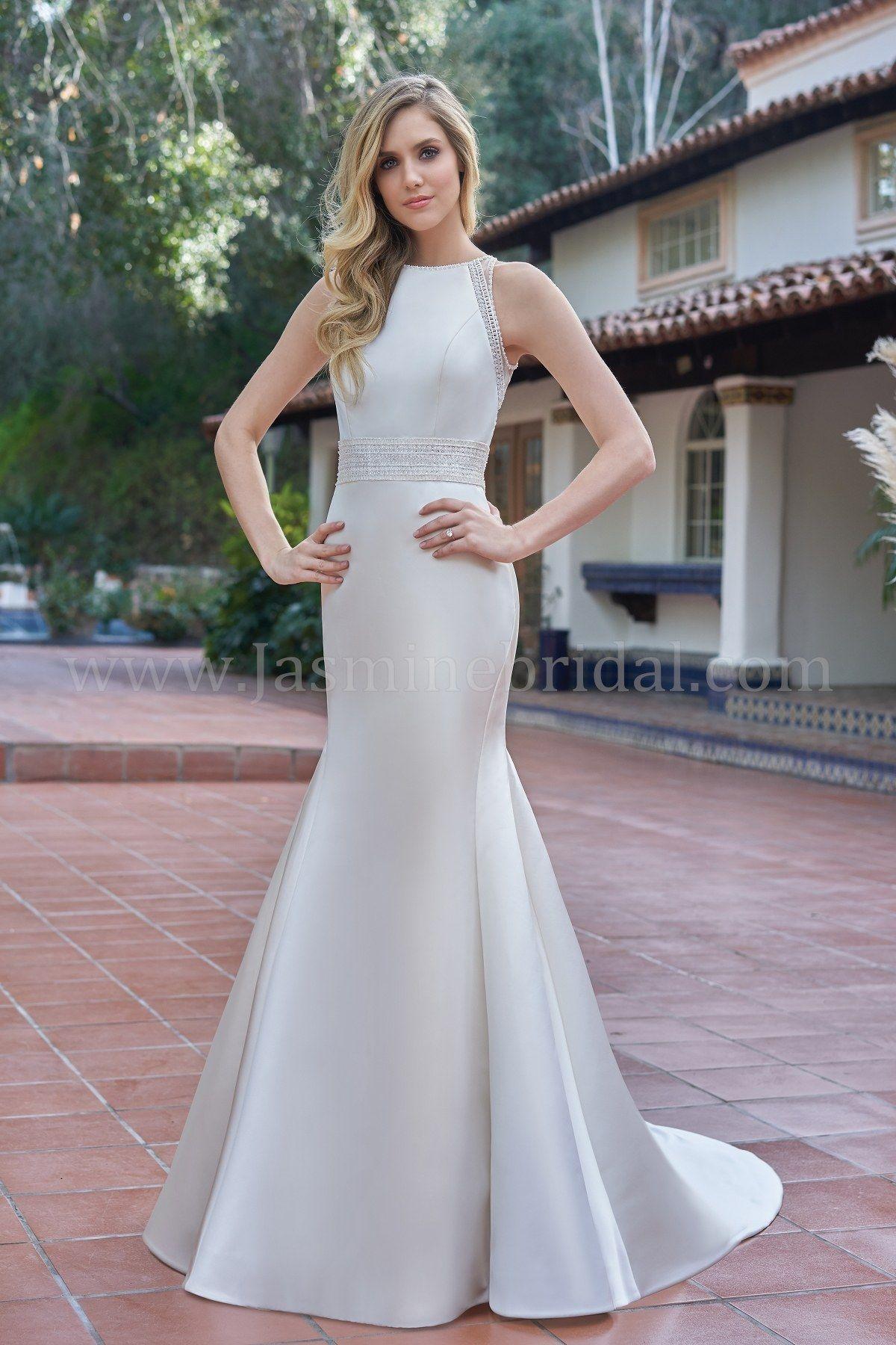 Jasmine wedding dresses  Jasmine Bridal Wedding Dress  Beautiful Wedding Dress  F