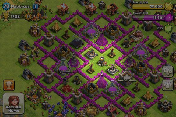 Scopri i Trucchi Clash of Clans per avere Oro, Elixir e tante Gemme Infinite gratis per iPhone e Android!  http://www.trucchicoc.net/