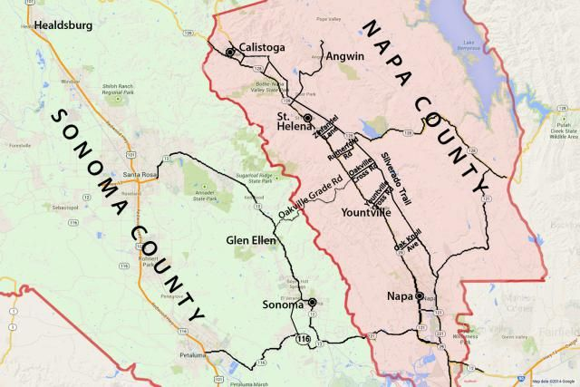 Napa Map: Take a Gander at California's Famous Wine Country ... Calistoga Map on serramonte map, sonoma map, california map, angwin map, auberry map, hayfork map, lafayette map, cedar ridge map, hacienda map, dollar point map, st. augustine map, forestville map, burney map, brooktrails map, downieville map, napa map, san francisco wineries map, port costa map, chualar map, clayton map,