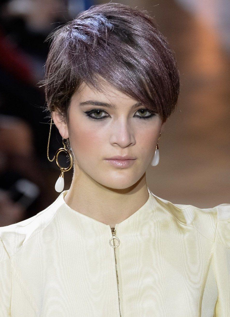 Bildergebnis für frisuren kurz mit langem deckhaar | Hair ...