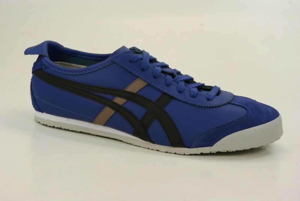size 40 889cd 97a02 (eBay Sponsored) Asics Onitsuka Tiger Mexico 66 Retro Sneakers Trainers  Leisure Men s Women s