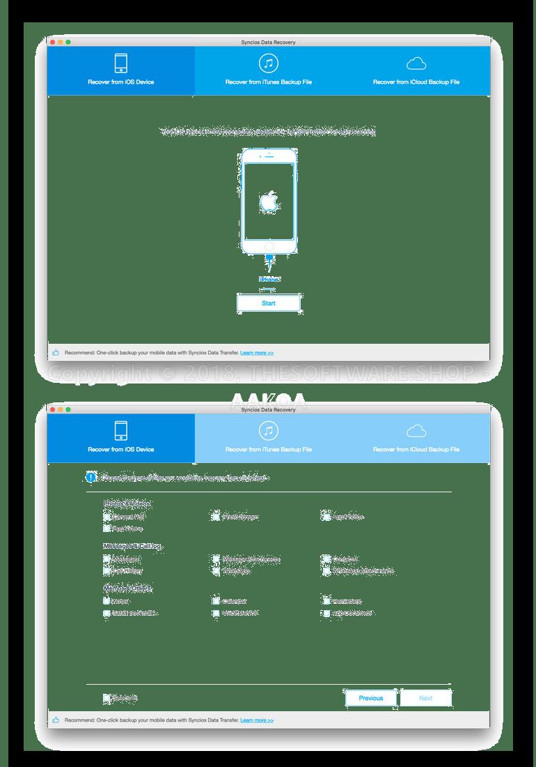 syncios data transfer serial key mac