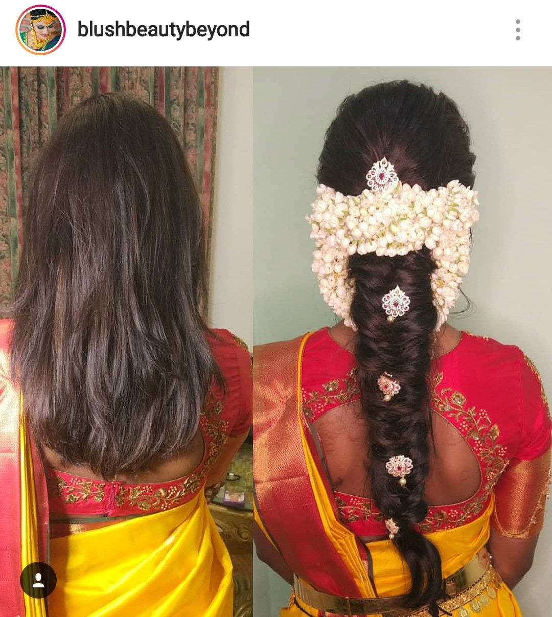 Pin By Pavithra Karinja On Hair Styles Wedding Guest Hairstyles Bridal Hairdo South Indian Wedding Hairstyles