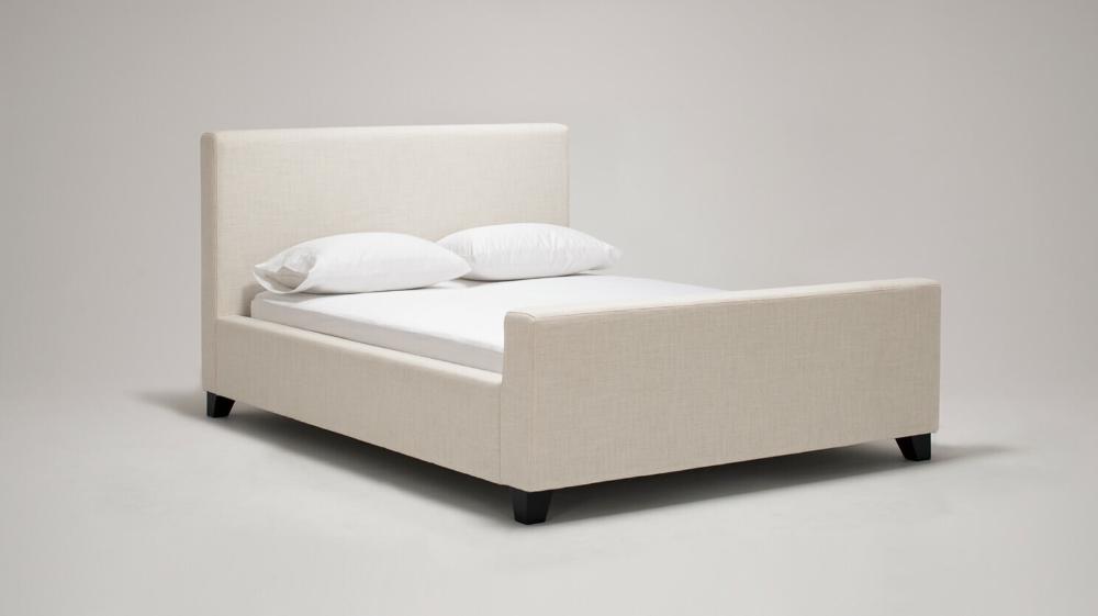 Saga Bed Eq3 Upholstered Beds Modern Upholstered Beds Bed