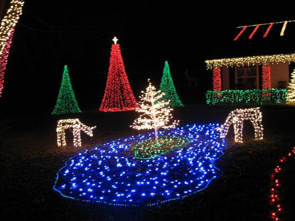 Drive Thru Christmas Light Displays Near Me 2019   Home Design Ideas