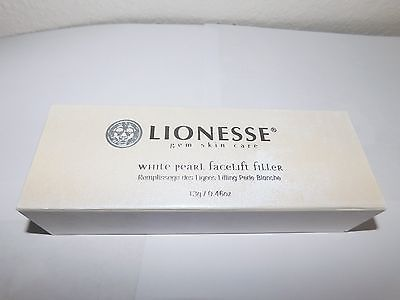 New Lionesse White Pearl Face Lift Filler Special Price On Website 700 Skin Care Facelift Skin