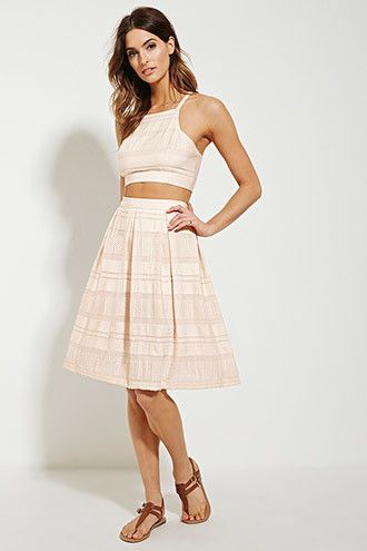 d85146a9d Contemporary Pleated Skirt   Forever 21 - 2000167622   Forever21 ...