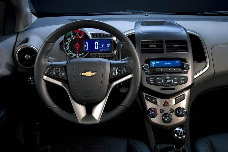 2016chevrolet Sonic Interior Chevrolet Sonic Chevy Sonic Chevrolet Spark Ls