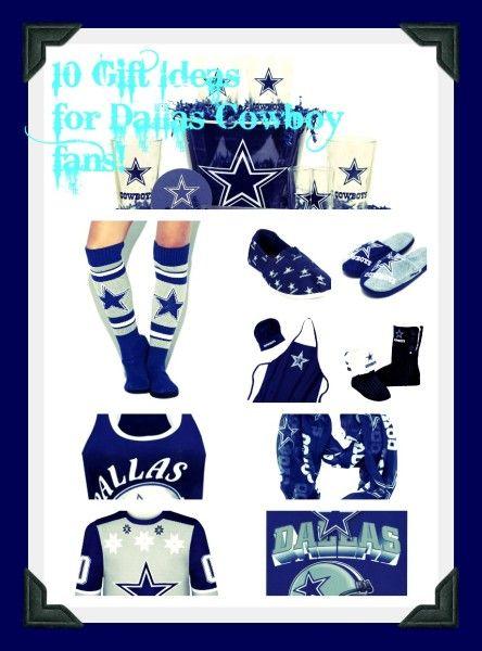 Ten Christmas Gift Ideas for Dallas Cowboys Fans
