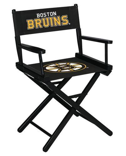 Boston Bruins Directors Chair Table Height