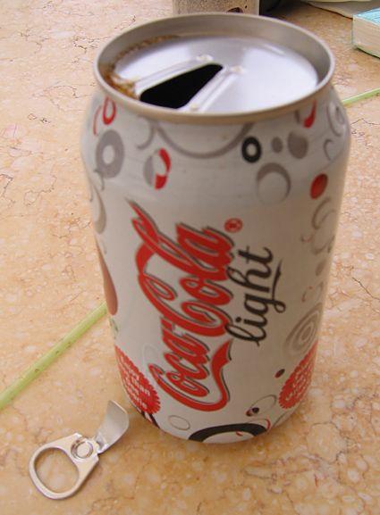 Egyptian Coke Can - 2007
