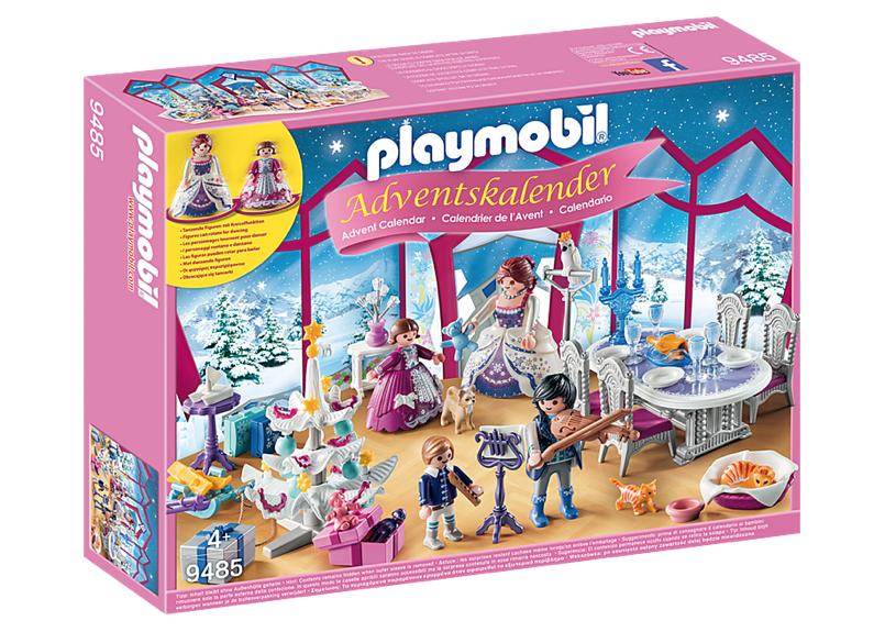 Calendrier Lego Friends 2019.Playmobil Advent Calendar Christmas Ball In 2019
