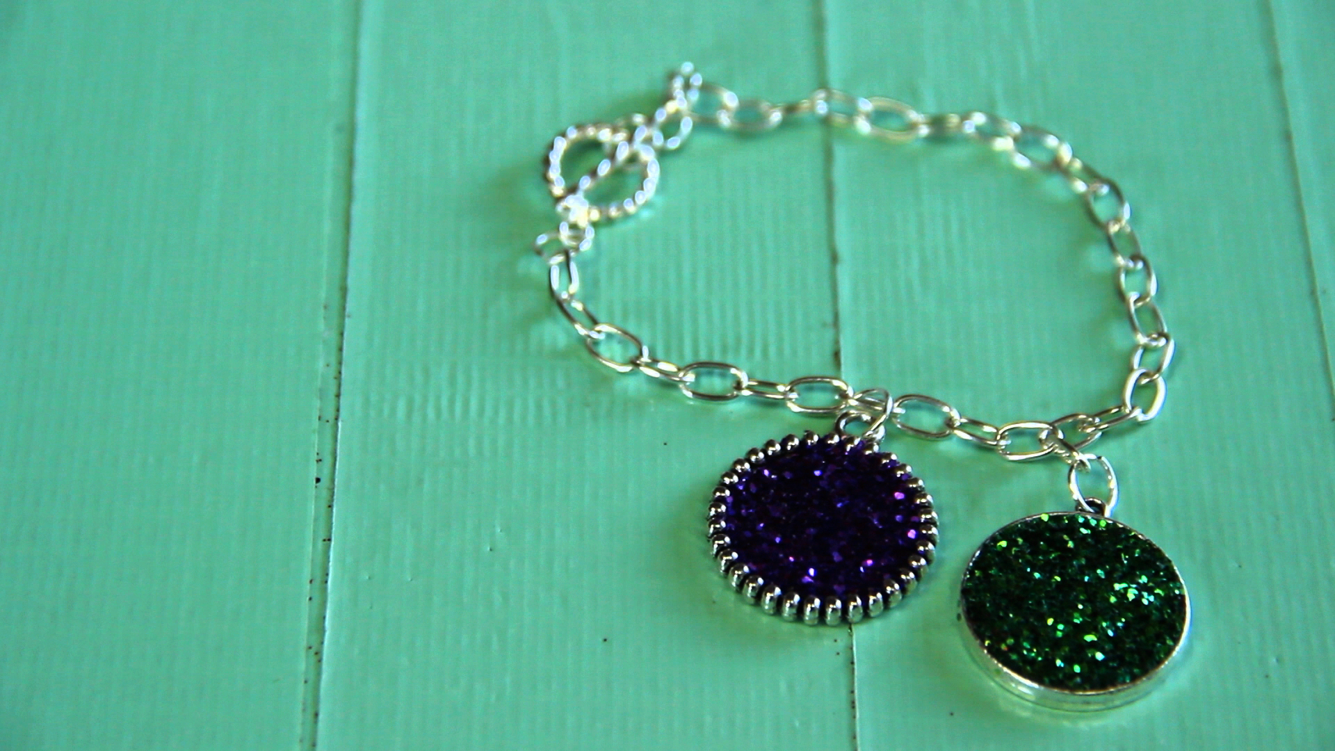 DIY Druzy Jewelry!