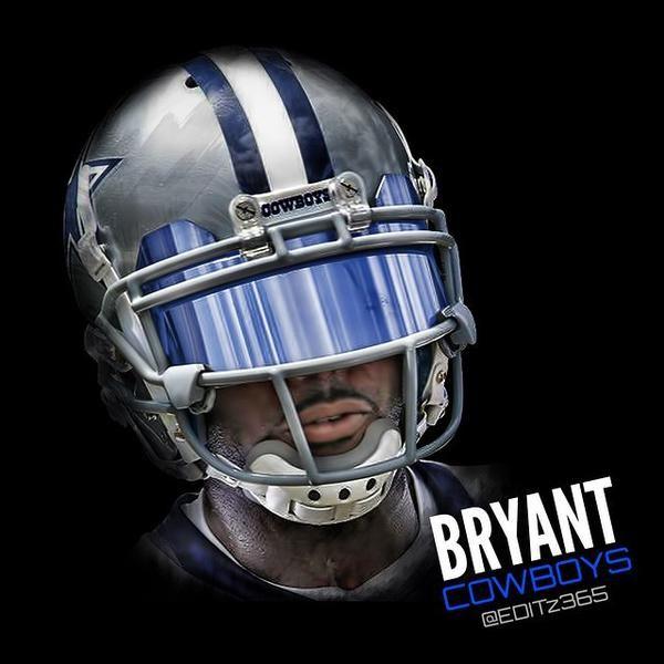 Dez Bryant Mirror Visor Google Search Geos Football