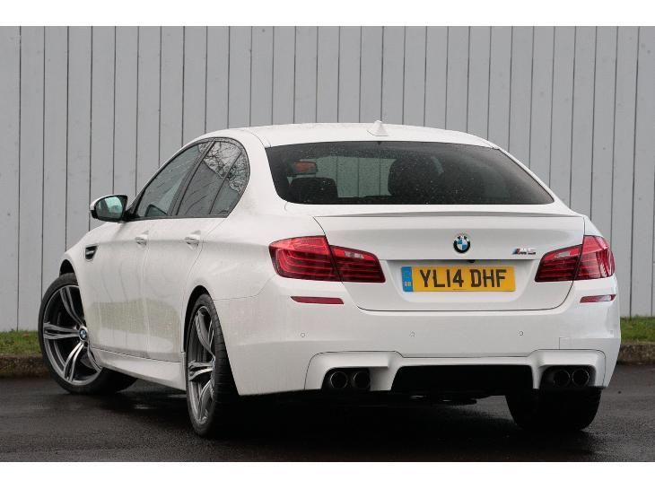 Used 2014 BMW M5 Saloon 4.4 M5 for sale in Cleveland from Cooper