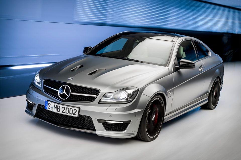 2014 Mercedes Benz C63 Amg Edition 507