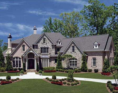 Plan 15674Ge: Luxury House Plan In Many Versions | House Plans, To